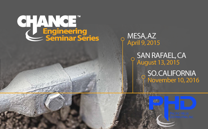 Chance Engineering Seminar Series November 10, 2016